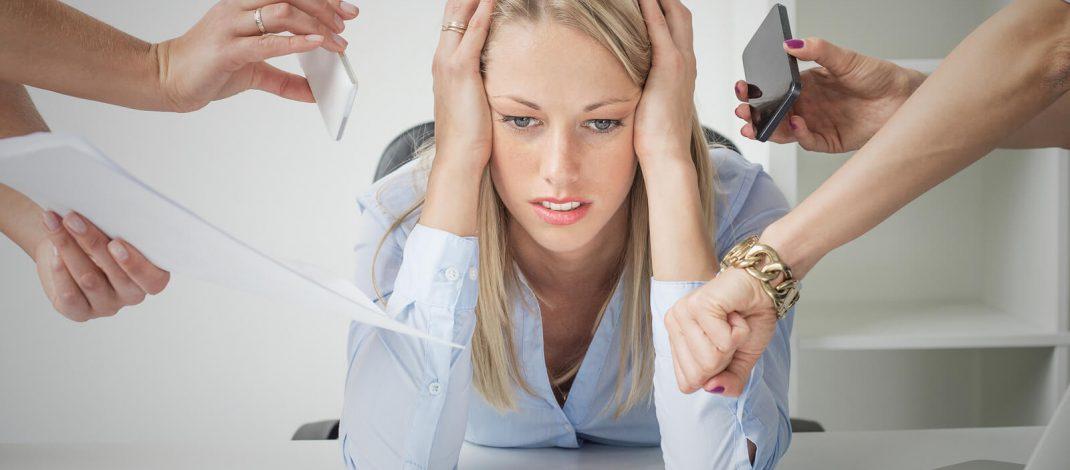 REACCIONES DEL STRESS